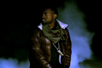 Kanye West - Can't Tell Me Nothing Video