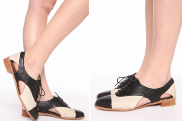Jeffrey Campbell Prospect Cutout Oxfords