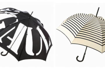 Jean Paul Gaultier Guy de Jean Umbrellas