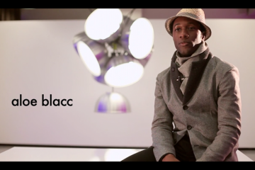 Visions of Visionaries Aloe Blacc