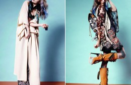 Topshop Spring Summer 2011 Lookbook