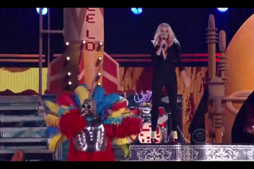 Cee Lo Green, Gwyneth Paltrow The Muppets The Grammys