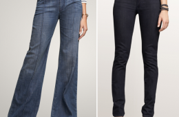 Gap Pin Tuck Jeans