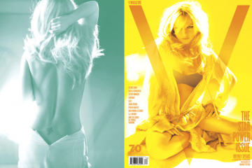 Britney Spears for V Magazine