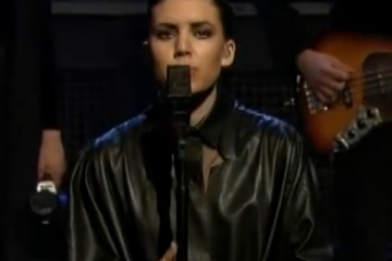 Lykke Li on Jimmy Fallon