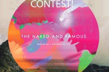 Naked Famous Passive Me Aggressive You