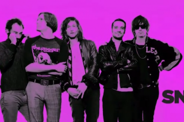 The Strokes on SNL