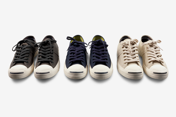 Mackintosh x Converse Jack Purcell Collection
