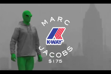 Marc Jacobs KWAY Jacket