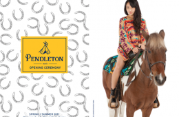 Opening Ceremony Meets Pendleton Spring Summer 2011