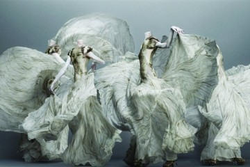 Alexander McQueen Savage Beauty at The Costume Institute