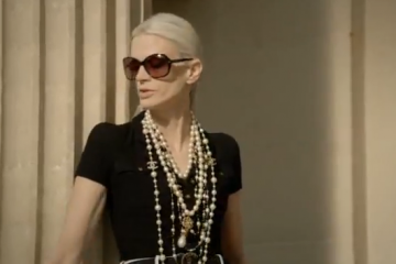 Chanel Cruise 2012 The Tale of a Fairy by Karl Lagerfeld
