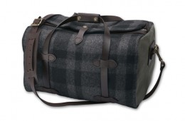 Filson Wool Duffle Bag