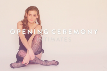 Opening Ceremony Intimates Commercial 2