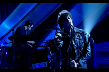 The Strokes Later With Jools Holland
