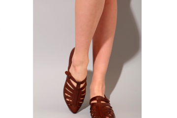 Jeffrey Campbell Cut Out Pointy Flats