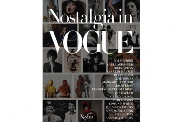 Rizzoli Nostalgia in Vogue