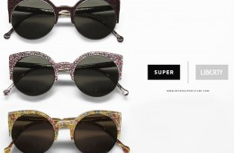 SUPER x Liberty London Lucia Sunglasses