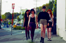 Dum Dum Girls Only In Dreams Teaser