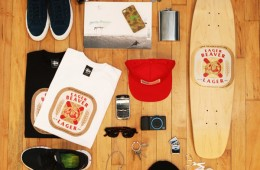 Eager Beaver Lager x Stussy Canada Capsule Collection