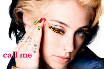 Kreayshawn Pick Me Up Issue I-D Magazine