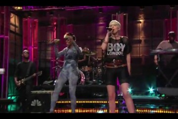 Rye Rye Robyn The Tonight Show with Jay Leno