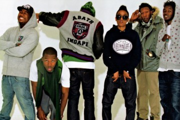 A Bathing Ape Winter Collection 2011 Mook Odd Future