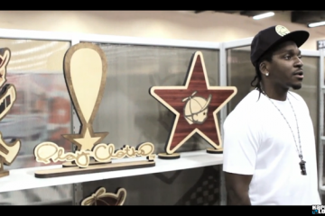 Pusha T on Play Cloths GoodWoodNYC
