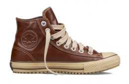 Converse Chuck Taylor All Star Hi Leather Boot