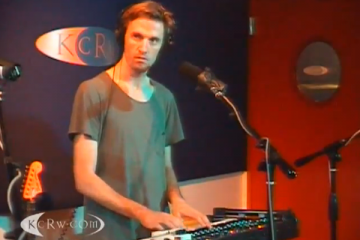Cut Copy on KCRW
