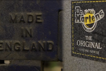 Dr. Martens The Art Of Industrial Manufacture