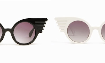 Jeremy Scott Wings Sunglasses