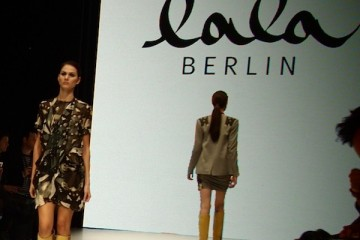 Lala Berlin Spring Summer 2012 LG Fashion Week