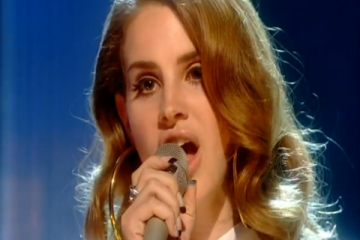 Lana Del Rey on Jools Holland