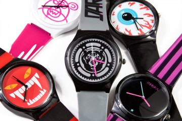 MISHKA Fall 2011 Watch Collection