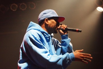 Method Man at The Guvernment in Toronto