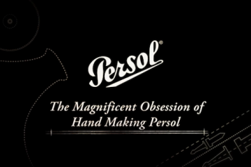 Persol Made By Hand Video