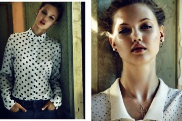 3-Lindsey Wixson for Muse Magazine Winter 2011