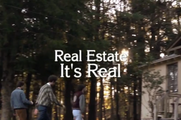 Real Estate It's Real Music Video