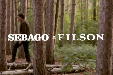 Sebago x Filson Collaboration Behind-the-Scenes Video