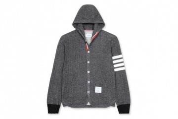 Thom Browne Jersey Parka