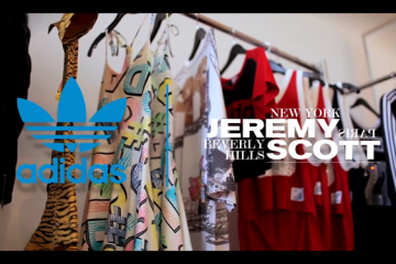 adidas Originals Jeremy Scott Spring Summer 2012 Collection Behind-the Scenes