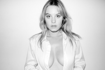 Camille Rowe by Terry Richardson