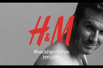 David Beckham Bodywear H M Commercial