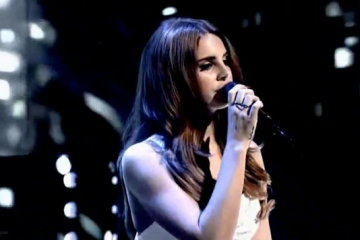 Lana Del Rey on The Jonathan Ross Show