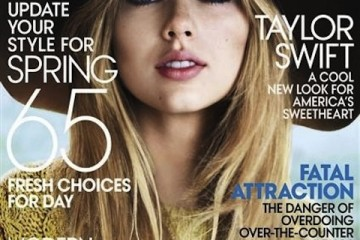 Taylor Swift for US Vogue February 2012