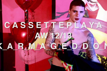 Cassette Playa Fall Winter 2012 K_A_R_M_A_G_E_D_D_O_N