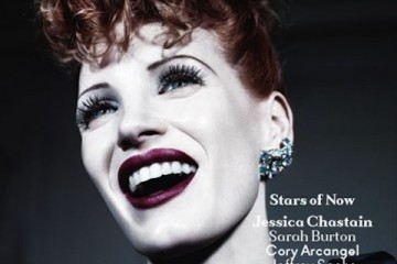 Jessica Chastain for AnOther Magazine Spring Summer 2012
