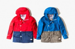 THE NORTH FACE PURPLE LABEL Spring Summer 2012 Collection