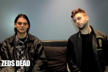 Zeds Dead Interview at the Kool Haus Toronto